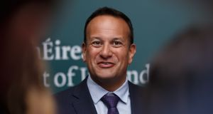 Everybody in the Dáil, from Taoiseach Leo Varadkar down, agrees carers are marvellous.  Photograph: Fran Veale