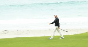 Rory McIlroy is hoping for a fast start in this week's US Open. Photograph: Andrew Redington/Getty