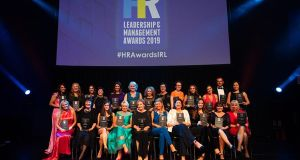 Leaders recognised at fifth HR Leadership & Management Awards