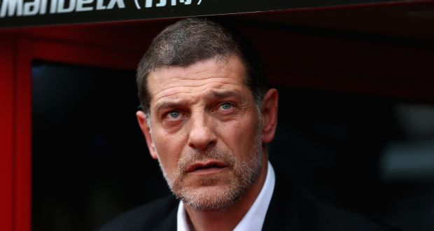 Slaven Bilic is the new man for the Baggies