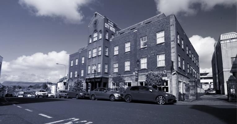 The Sligo City Hotel in Sligo