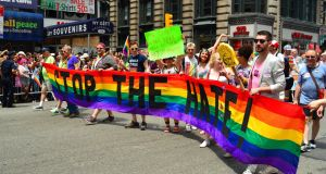 Pride will be celebrated in many major cities this year