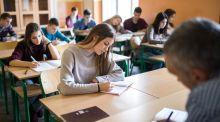 Leaving Cert business students who studied past paper and worked hard will be 'richly rewarded'. Photograph: iStock