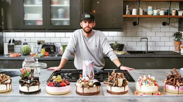 Dragons' Den success story Joe Moruzzi's Pleesecakes makes its Irish debut at Taste of Dublin
