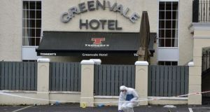 A planning application has been submitted to demolish a hotel where three teenagers died on St Patrick's Day. Photograph: Charles McQuillan/Getty Images