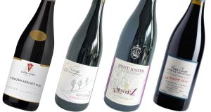 Great value: Crozes-Hermitage and St Joseph lie between Hermitage and Côte Rôtie