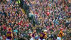 Wexford versus  Kilkenny in 2017  – Wexford Park is without doubt the most hostile environment I have ever played in. The Wexford fans have the ability to create a real noise level, an eerie vibe to the place. Photograph: James Crombie/Inpho