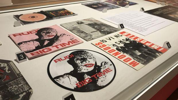 Great Irish album artwork goes on display at Ulster Museum