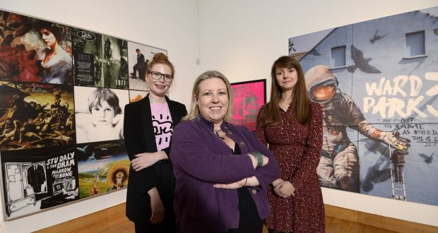 Great Irish album artwork goes on display at Ulster Museum