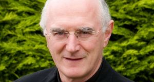Bishop Dermot Farrell has said  'inappropriate language and sentiments' were used during a homily at the Capuchin Friary in Kilkenny last weekend. Photograph: Irish Catholic Bishops' Conference
