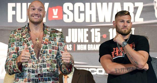 Haye Believes Fury Must Turn On The Style Against Schwarz