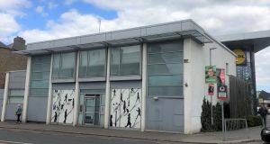 The former AIB bank branch premises in Terenure village, Dublin 6