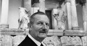Tyrone Guthrie: eventually made a full recovery from the hatchet job