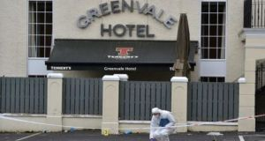 Greenvale Hotel owner Michael McElhatton confirmed an application was made on Wednesday with Mid Ulster Council for planning permission for the redevelopment of the hotel site.  File photograph: Charles McQuillan/Getty Images