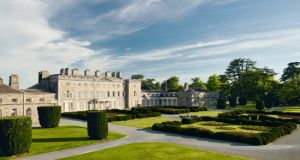 Win two rounds of golf, an overnight stay and dinner for two at Carton House