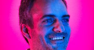 Neon Cannes dreams: Rory Hamilton, chief creative officer of the Irish advertising agency Boys + Girls