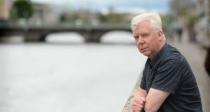 "Donald McRae: ""I do think that quite unusually as I've got older, I've become less judgemental."" Photograph: Dara Mac Donaill"