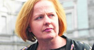 Ruth Coppinger TD has urged the Government to follow the example of Italian fashion house Prada which has joined every other major international designer brand to go fur-free. Photograph: Cyril Byrne