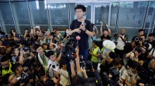 Prominent Hong Kong activist calls for Carrie Lam resignation