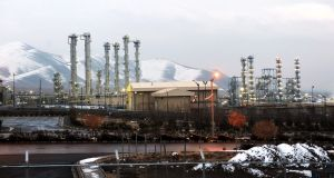 Iran's Arak nuclear plant in 2011. Photograph: Hamid Foroutan/AFP/Getty Images