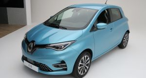 Revised Renault Zoe promises greater electric zip