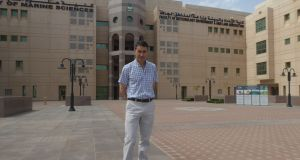 Enda O'Brien is a climate scientist at the Center of Excellence in Climate Change Research at King Abdulaziz University in Jeddah, Saudi Arabia