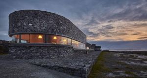 Inis Meáin Restaurant & Suites, on the Aran Islands, off Co Galway