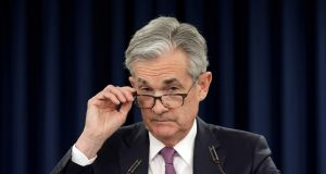 Federal Reserve Board chairman Jerome Powell: markets globally awaited clues from the US Federal Reserve on its policy direction