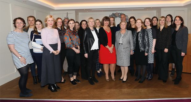 Pfizer Ireland launched its inaugural programme, Female Aspiring Talent Ireland (FATI)