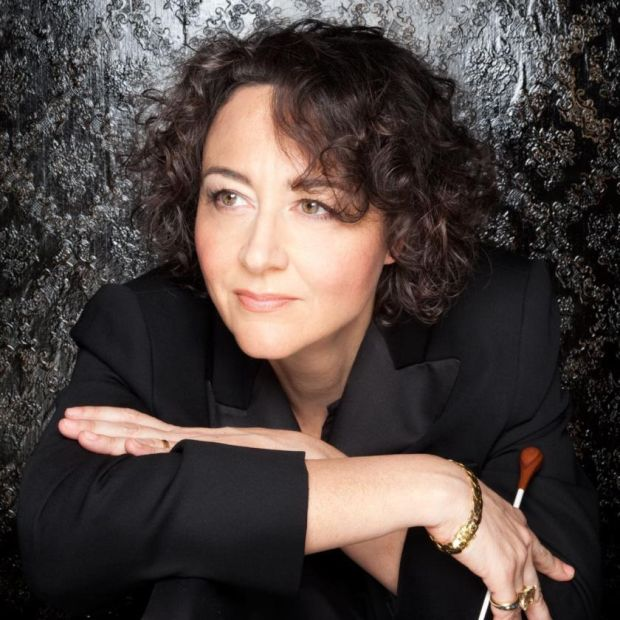 Kilkenny Arts Festival 2019: the contralto and conductor Nathalie Stutzmann