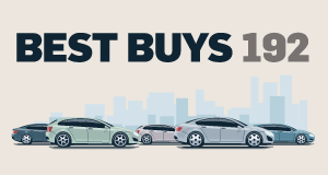 Best Car Buys: the best of the 192 range