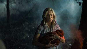 Elizabeth Banks   in   Brightburn. Photograph:  Sony Pictures