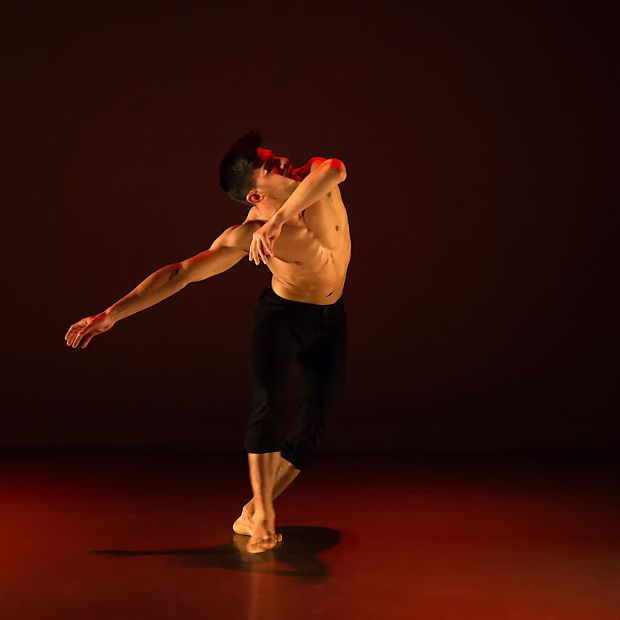 Carlos Gonzalez joined Dublin Youth Dance Company