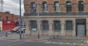 By the 1920s, the Phibsboro Junction was firmly established as Doyle's Corner, and is still known as that. Image: Google Street View