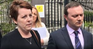 Taoiseach Leo Varadkar said talks were ongoing between representatives of Ruth Morrissey and lawyers for the State. Photograph: Michelle Devane/PA Wire
