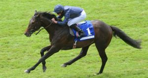 Arizona heads a four-strong team for Aidan O'Brien in the Coventry Stakes at Royal Ascot. Photograph: PA