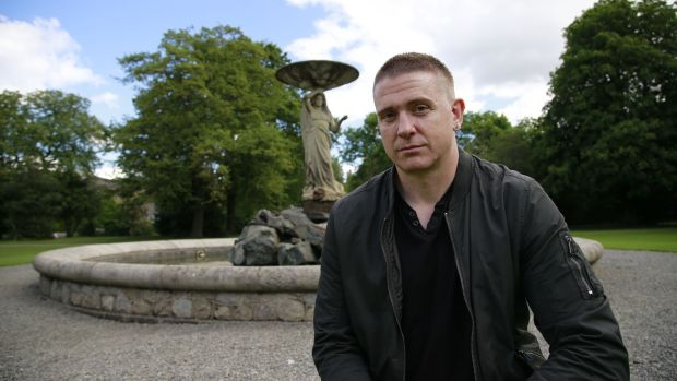Damien Dempsey will play the Iveagh Gardens on July 6th. Photograph: Nick Bradshaw