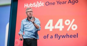Brian Halligan co-founder of Hubspot: 'The supply and demand for employees is really out of whack these days; if you're an engineer, you get 50 job offers'