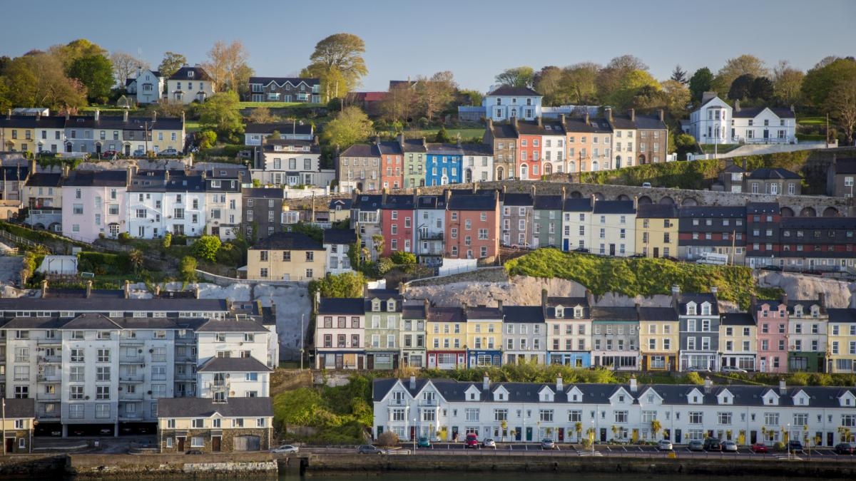 Cobh named one of the 25 most beautiful small towns in Europe