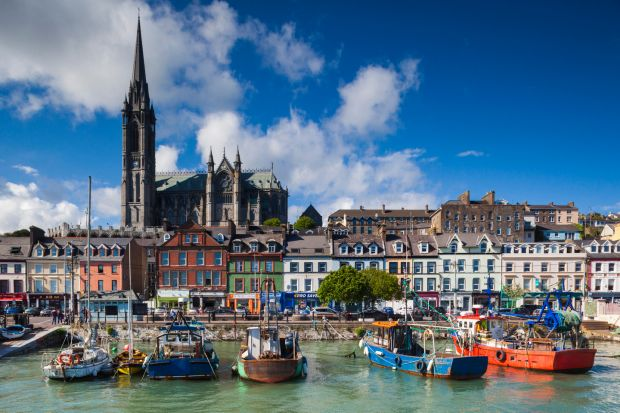 Cobh Co. Cork - Irish Rail