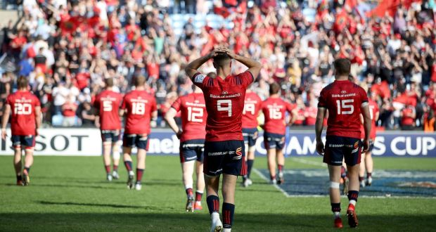 Munster drawn with Saracens and Racing 92 in pool of death