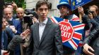 "Rory Stewart: ""I remain deeply committed to you and to this country."" Photograph: Dominic Lipinski/PA Wire"