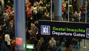 More than 8.6 million outbound trips were undertaken by Irish residents lin 2018, up 5.8 per cent on 2017.  File photograph: Cyril Byrne/The Irish Times