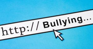 Digital technology means bullying  can now follow children home. Photograph: Getty