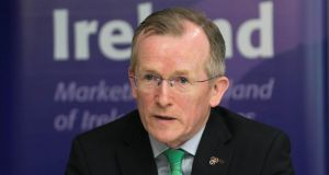 Tourism Ireland chief executive Niall Gibbons said that since 2002 nearly 30 million overseas visitors had visited Northern Ireland.