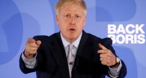 Conservative Party leadership candidate Boris Johnson claimed there would be no trade tariffs or quotas in a no-deal Brexit scenario.