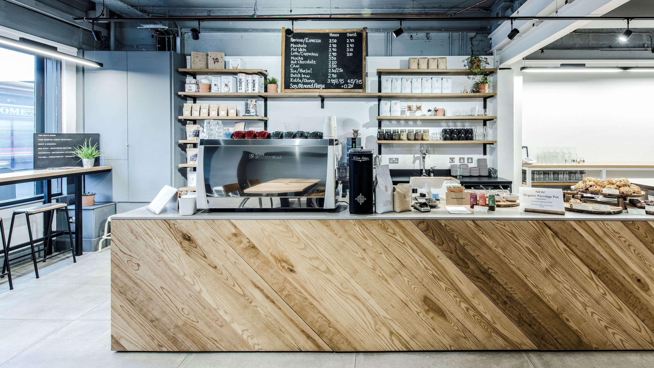 From Bean To Buzz How To Design A Cafe That Works