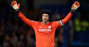 Petr Cech has returned to Chelsea as the club's new technical and performance advisor. Photograph: Andrew Matthews/PA