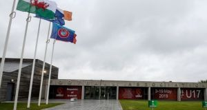 FAI headquarters in Abbotstown: Morale among the staff is said to be, understandably, at a low ebb. Photograph: Inpho