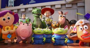 Toy Story: the four films must be among the greatest cinematic achievements of contemporary Hollywood